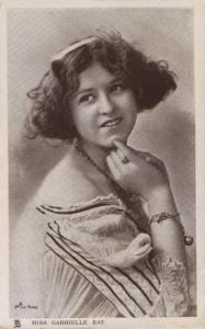 Gabrielle Ray (Tuck 5706) 1906