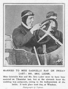 The Sketch - 6th March 1912 (Marriage)