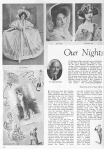 """Our Nights Were Gay"" - W. Macqueen-Pope - Britannia and Eve – 1st February 1952 a"