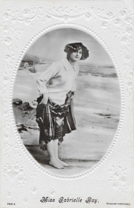 Gabrielle Ray (J. Beagles 764 V) 1910