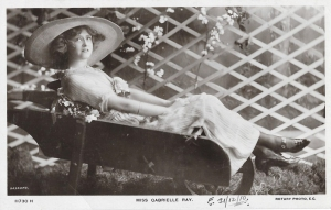 Gabrielle Ray (Rotary 11730 H) 1910