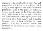 Gabrielle Ray – The Tatler – Wednesday 11th November 1903b