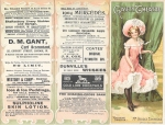 The Orchid – Theatre Programme – 26th October 1904a