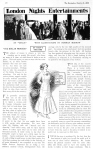 The Dollar Princess – The Bystander – Wednesday 6th October 19091