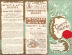 Peggy – Theatre Programme – 28 – 09-1911