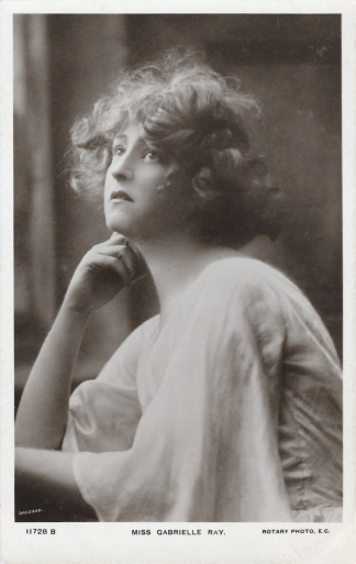 Gabrielle Ray (Rotary 11728 B) a