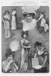 Emmy Wehlen – The Illustrated Sporting and Dramatic News – Saturday 4th December1909